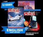 Safari Magazine Subscription