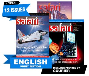 Safari Magazine Subscription